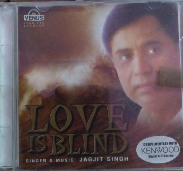 Love Is Blind Hindi Film Audio CD by Jagjit Singh www.mossymart.com 1