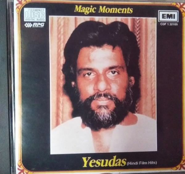 Magic Moments Yesudas - Hindi Audio CD - www.mossymart.com (2)