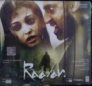 Raavan - Hindi Audio CD by A.R. Rahman - www.mossymart.com