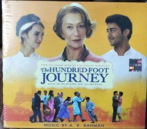 The Hundred Foot Journey Audio CD by AR Rahman www.mossymart.com 1