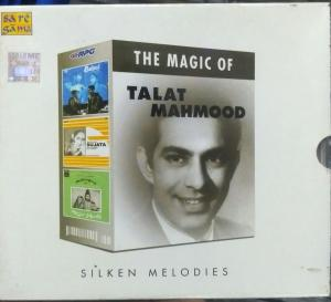 The Magic of Talat Mahmood Hindi Film Audio CD www.mossymart.com 1