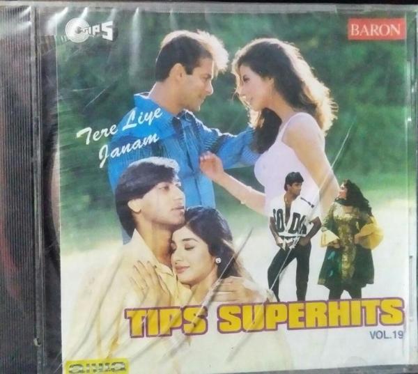 Tips Superhits Vol 19 Hindi Film hits Audio CD www.mossymart.com 1