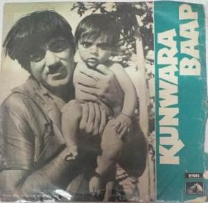 Kunwara Baap Hindi Film EP Vinyl Record by Rajesh Roshan www.mossymart.com 2