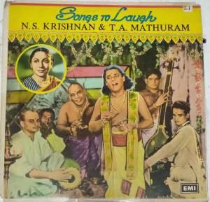 Songs to Laugh N S Krishnan & T A Madhuram Tamil FIlm songs www.mossymart.com 1