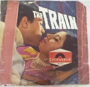 The Train Hindi Film EP Vinyl Record by Rahul Dev Burman www.mossymart.com 2