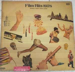 Film Hits 1978 songs from Hindi Films LP Vinyl Record www.mossymart.com 1