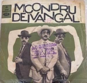 Moondru Deivangal Tamil Film EP Vinyl Record by M S Viswanathan www.mossymart.com 1