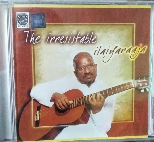 The Irresistable Ilayaraaja Tamil Film hits Audio CD by Ilayaraja www.mossymart.com 1
