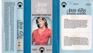 Andy Gibb English album Audio Cassette www.mossymart.com 1