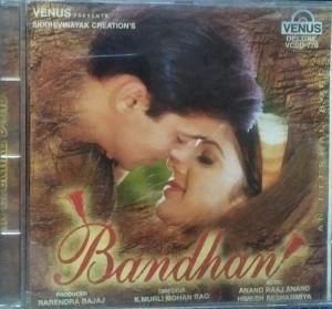 Bandhan Hindi Audio CD by Anand Raaj Anand - Himesh Reshammiya www.mossymart.com 1