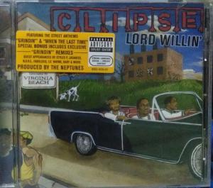 Clipse Lord Willin Enlish Audio CD www.mossymart.com 1
