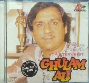 Ghulam ali Hindi Audio CD www.mossymart.com 1