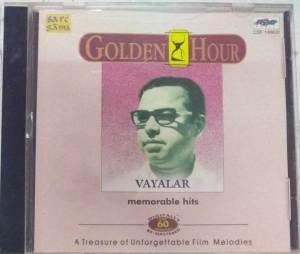 Golden Hour Vayalar Malayalam film hits Audio CD www.mossymart.com 1