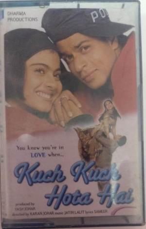 Kuch Kuch Hota Hai Hindi film Audio Cassette by Jatin Lalit www.mossymart.com 1