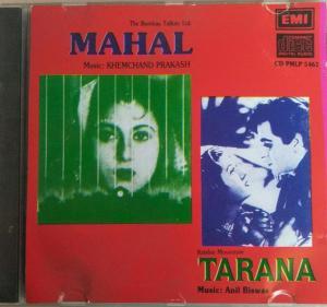 Mahal - Tarana Hindi Film Audio CD www.mossymart.com 2