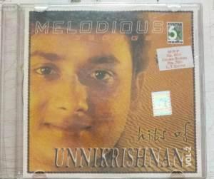 Melodious Hits Of Unnikrishnan Tamil Film Audio CD www.mossymart.com 1