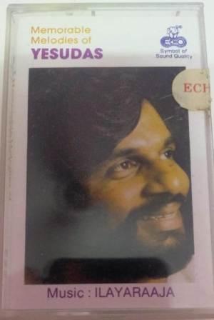 Memorable Melodies of Yesudas Tamil film hits Audio Cassette by Ilayaraaja www.mossymart.com 1