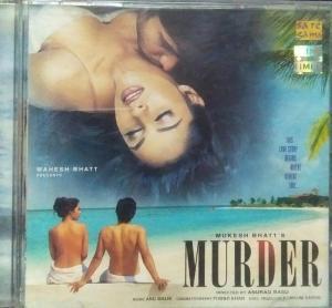 Murder Hindi Audio CD by Anu Malik www.mossymart.com 1