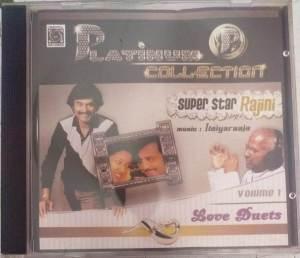 Platinum Collection Of Super Star Rajini Tamil Film Audio CD by Ilaiyaraja www.mossymart.com 1