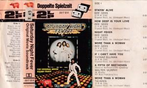 Saturday night fever English Album ( western music) www.mossymart.com 1