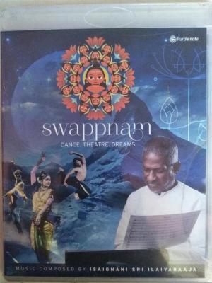 Swappnam Tamil Film Audio CD by Ilayaraaja www.mossymart.com 1
