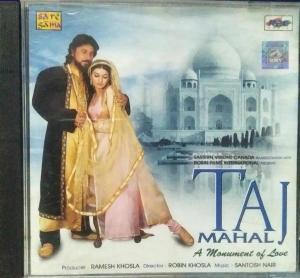 Taj Mahal Hindi Audio CD www.mossymart.com 1