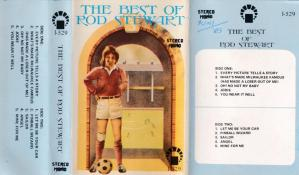 The Best Of Rod Stewart English album Audio Cassette www.mossymart.com 1
