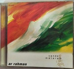 Vande Mataram Hindi Audio CD by AR Rahman www.mossymart.com 1