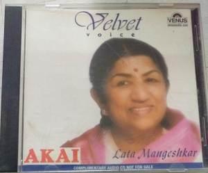 Velvet Voice Of Lata Mangeshkar Hindi Film Audio CD www.mossymart.com 1