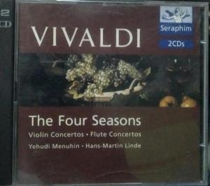 Vivaldi English Audio CD www.mossymart.com 1