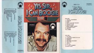 Yes SIr I Can Boogie English album Audio Cassette www.mossymart.com 1
