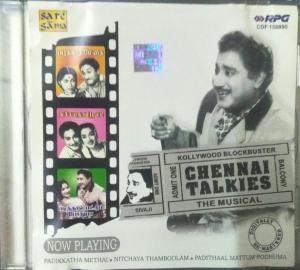 Chennai talkies Tamil Film Hits Audio CD www.mossymart.com 1