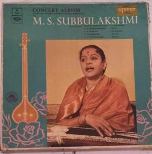 Consert Album a set of 3 LP Vinyl Record by MS Subbulaksmi www.mossymart.com 1