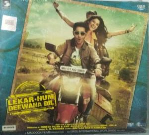 Lekar Hum Deewana Dil HIndi Film Audio CD by AR Rahman www.mossymart.com 1