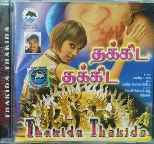 Thakida Thakida Tamil Film Audio CD www.mossymart.com 1