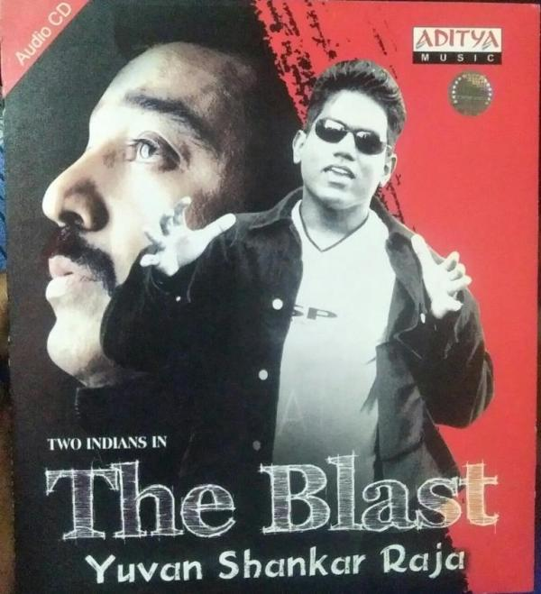 The Blast Tamil Film Hits Audio CD by Yuvan Shankar Raja www.mossymart.com 1