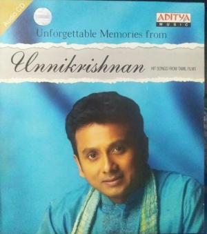 Unforgettable Memories from Unnikrishnan Tamil Film Hits Audio CD www.mossymart.com 1