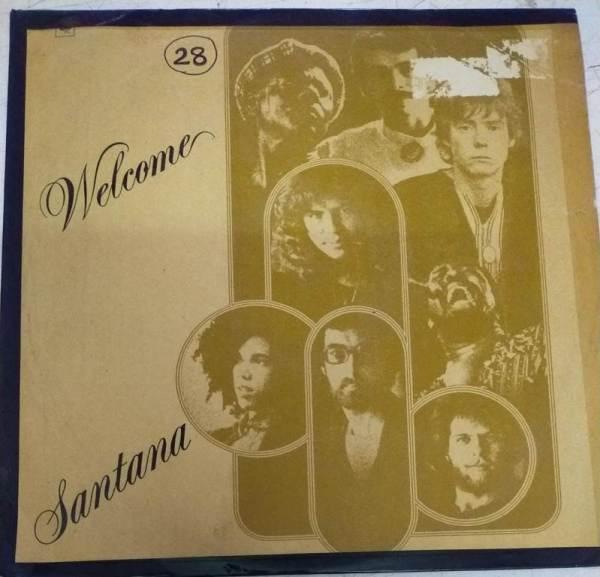 Welcome Vantana English Album LP VInyl Record by Mossymart.com 1