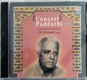 Concert Paddathi carnatic Classical Instrument Audio CD vol 1 www.mossymart.com 2