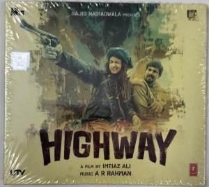 Highway Tamil Film Audio CD by AR Rahman www.mossymart.com 1