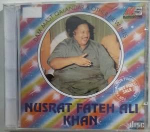 Hindi Film Hits Audio CD by Nusrat Fateh Ali Khan www.mossymart.com 1