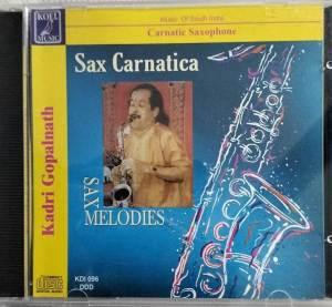 IInstrument Saxophone Audio CD by Kadri Gopalnath www.mossymart.com 1