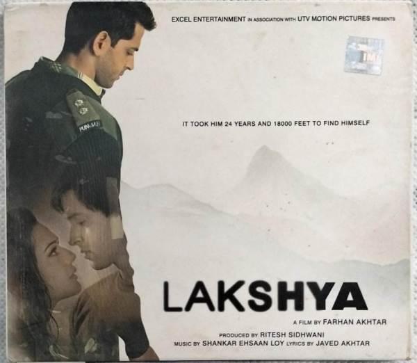 Lakshya Hindi FIlm Audio CD by Shankar Eshaaan www.mossymart.com 1