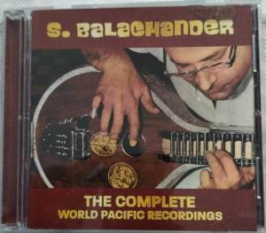 The complete world Pacific Recordings Classical Audio cd by S Balachander www.mossymart.com 1