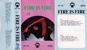 Fire Is Fire Hindi FIlm Audio Cassette www.mossymart.com 1