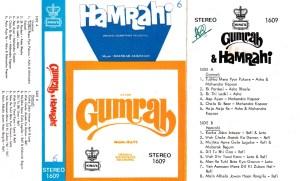 Hamrahi -Gumrah Hindi FIlm Audio Cassette www.mossymart.com 1