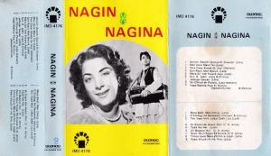 Nagin Nagina Hindi FIlm Audio Cassette www.mossymart.com 1