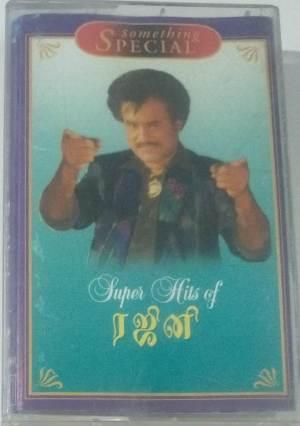 Super Hits of Rajini Tamil Film hits Audio Cassette by Ilayaraaja www.mossymart.com1