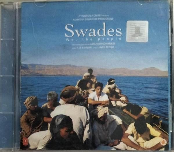 Swades Hindi Film Audio CD by AR Rahman www.mossymart.com 1