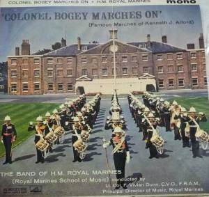 Colonel Bogey Marches On English -Western Album LP Vinyl Record www.mossymart.com 1